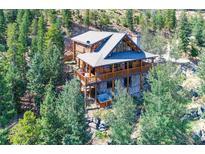 View 599 Sawmill Creek Rd Evergreen CO