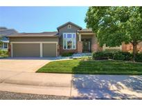 View 3122 Greensborough Dr Highlands Ranch CO