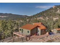 View 29845 Spruce Canyon Dr Golden CO