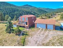 View 30846 Burland Rd Golden CO