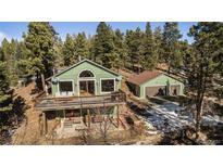 View 10012 Buena Vista Dr Conifer CO