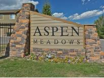 View 1639 Aspen Meadows Cir Federal Heights CO
