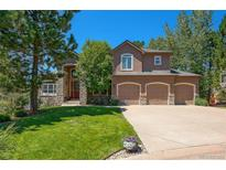 View 1061 Timbercrest Dr Castle Pines CO