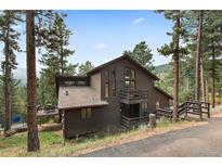 View 31894 Ponderosa Way Evergreen CO