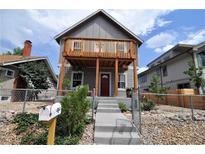 View 2434 S Bannock St Denver CO