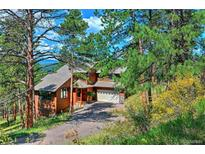 View 7395 Heiter Hill Dr Evergreen CO