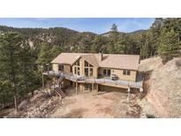 View 13719 Elsie Rd Conifer CO