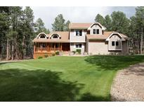 View 10933 Pine Valley Dr Franktown CO
