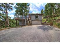 View 3881 Mossy Rock Ln Evergreen CO