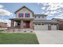 View 1319 W 171St Pl Broomfield CO