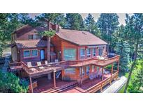 View 30676 Whiteface Ct Evergreen CO