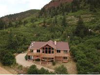 View 404 Roosevelt St Palmer Lake CO