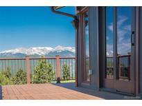 View 1795 York Gulch Rd Idaho Springs CO